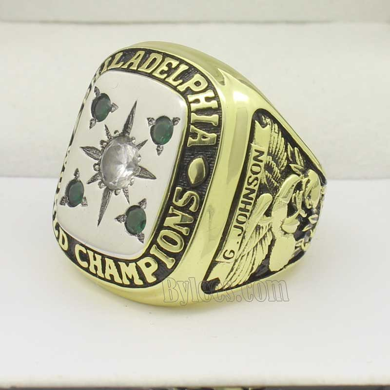 1960 Philadelphia Eagles National Football Championship Ring