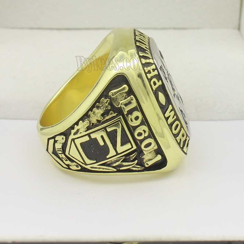 1960 Philadelphia Eagles NFC Championship Ring