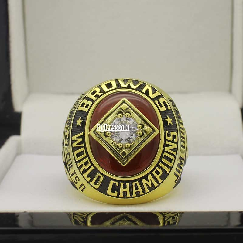 1964 browns championship ring