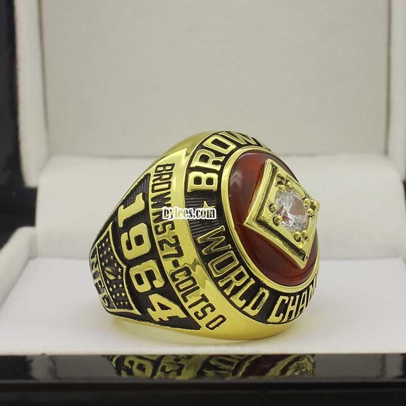 1964 nfl championship ring