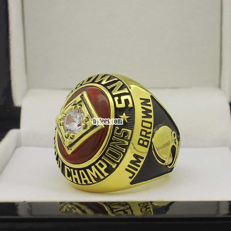 1964 Cleveland Browns championship ring