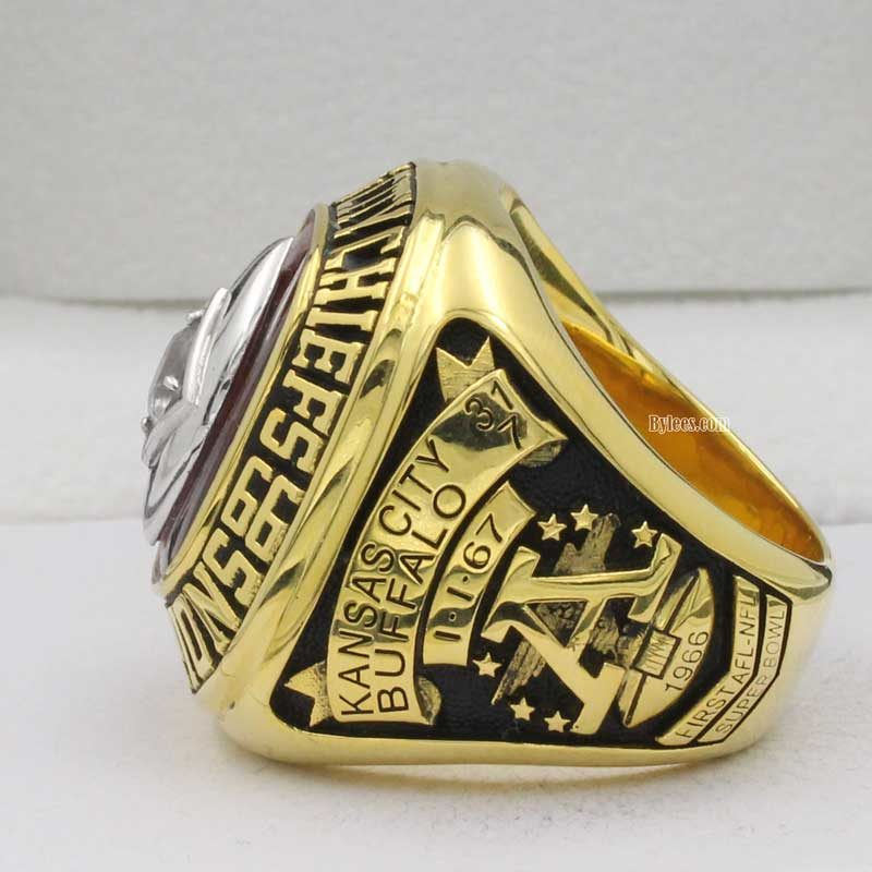 1966 kc Chiefs Championship Ring