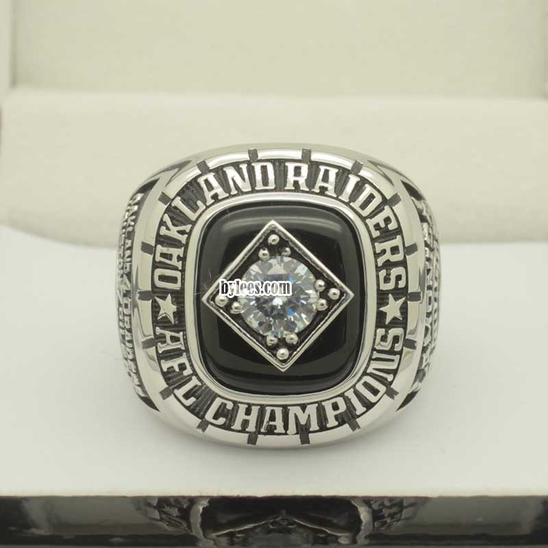 1967 raiders championship ring