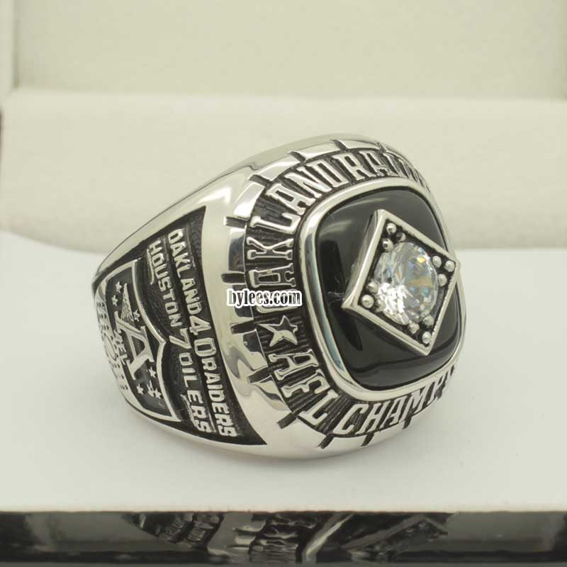 oakland raiders 1967 championship ring