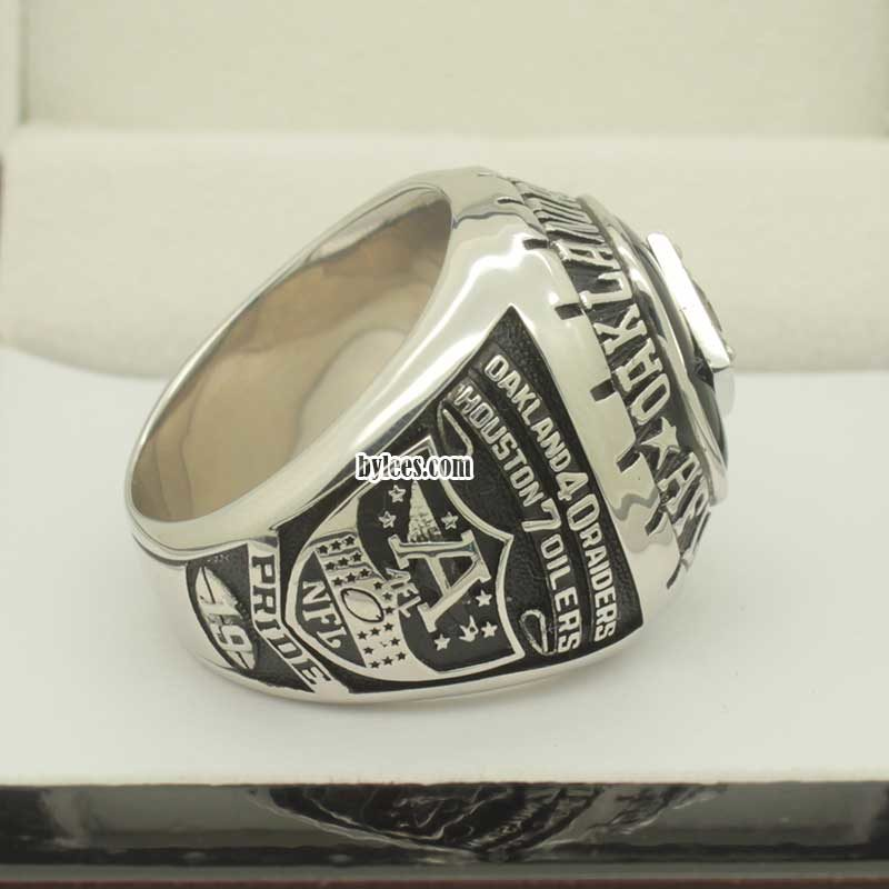 1967 raiders ring