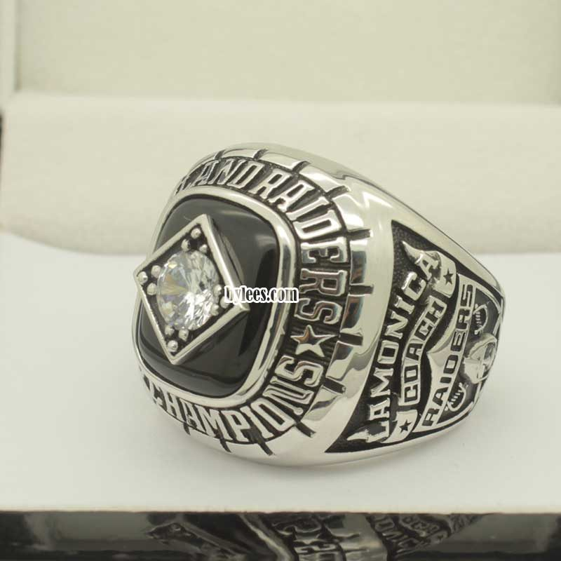 1967 Oakland Raiders Championship ring