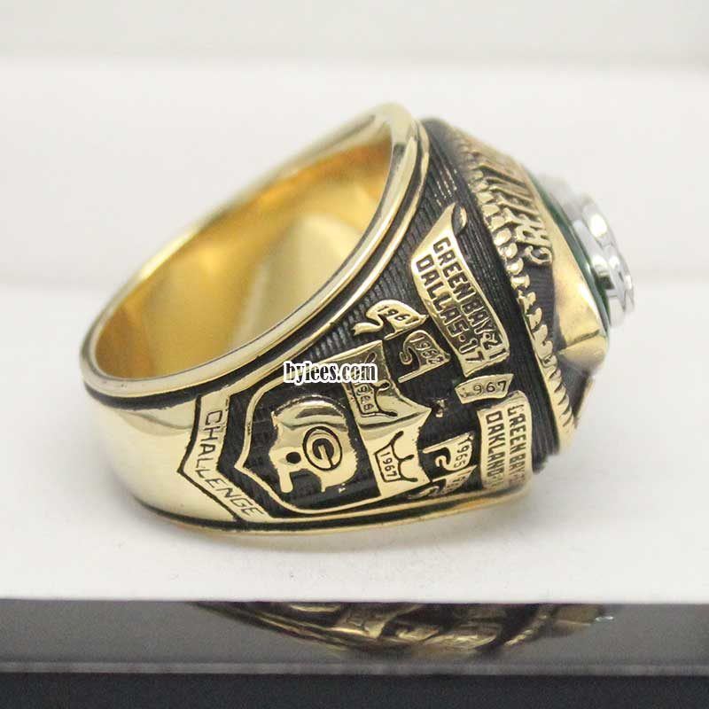 1967 packers super bowl ring