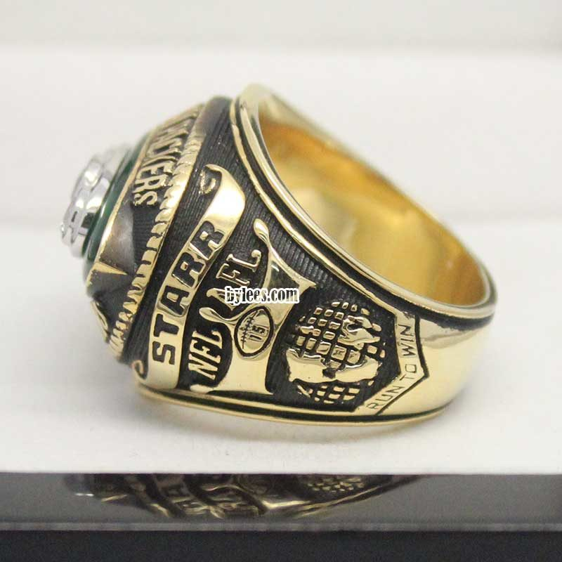 packers 1967 super bowl ring