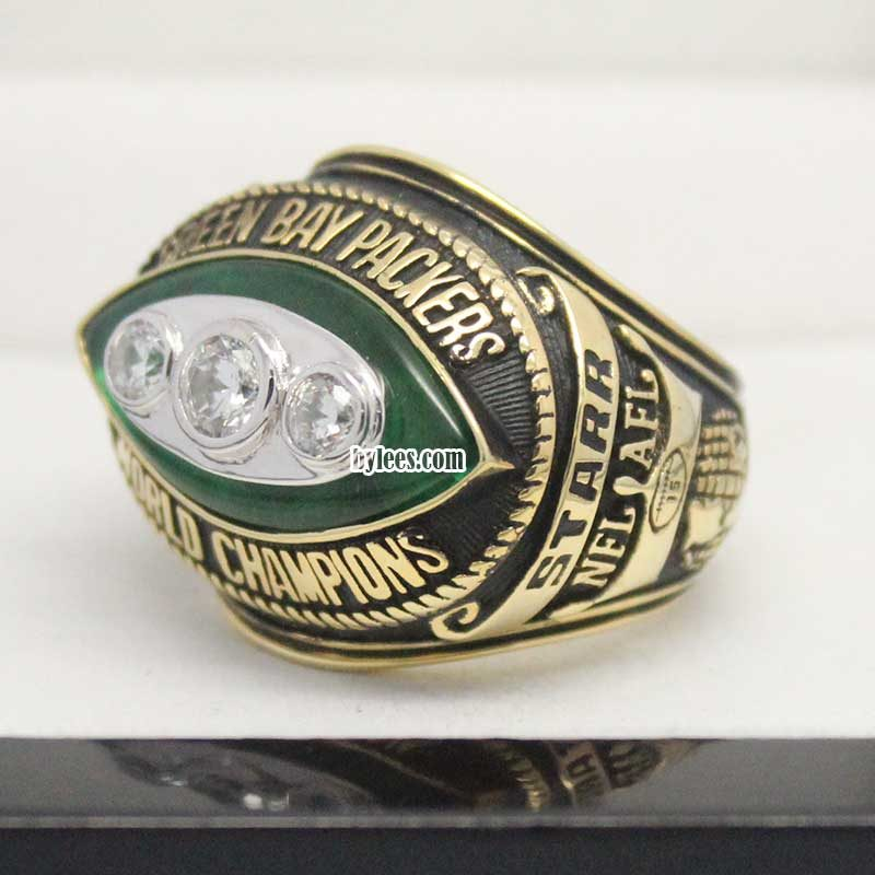 1967 green bay packers super bowl ring