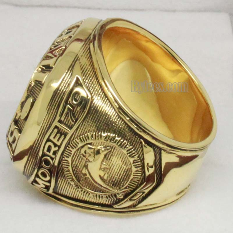 Miami Dolphins 1971 Championship Ring