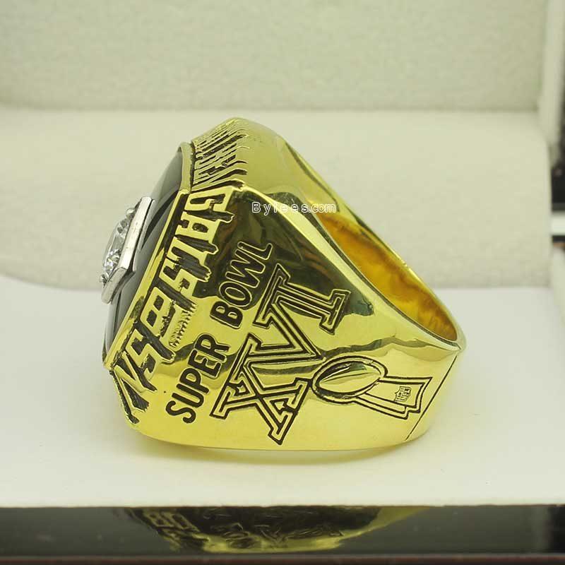 1981 afc championship ring