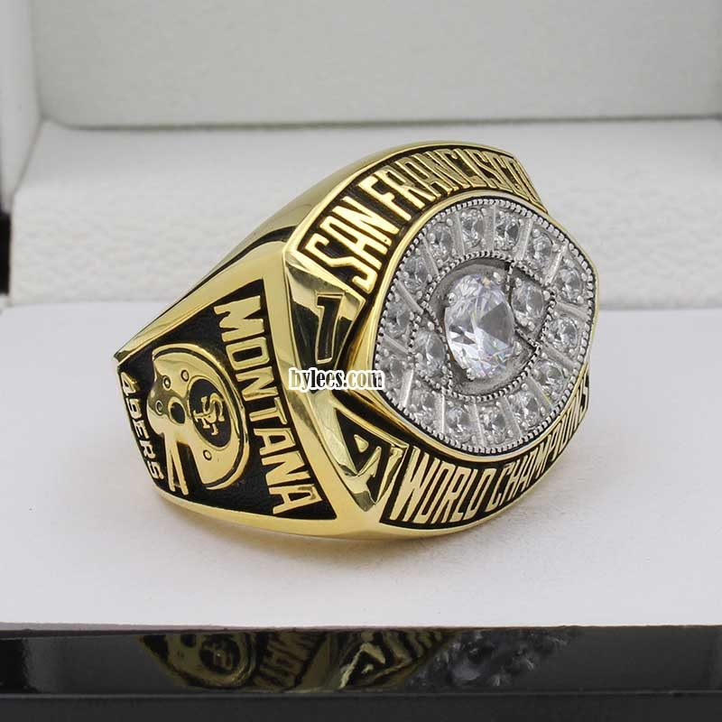 1981 Super bowl ring