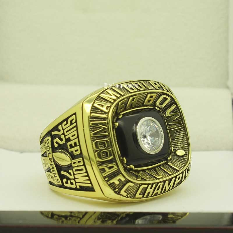 Miami Dolphins Championship Ring 1982