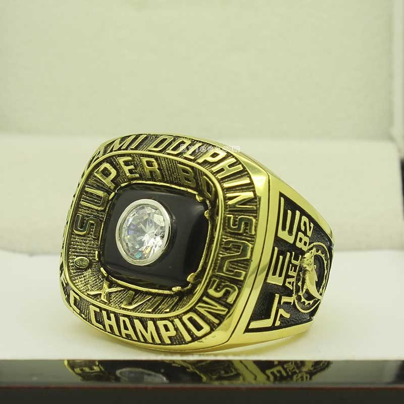 Miami Dolphins 1982 Championship Ring