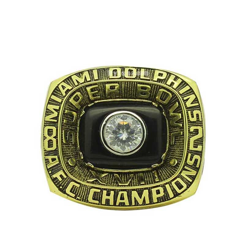 1982 afc championship ring