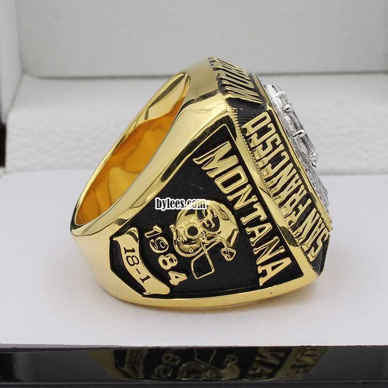 Super Bowl XIX Ring
