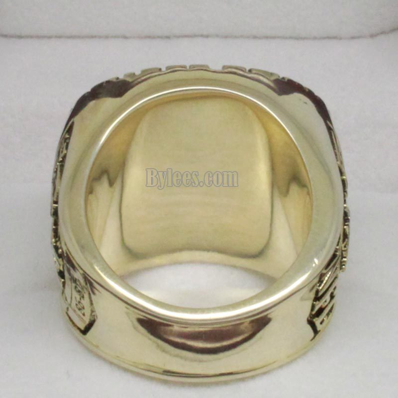 Denver Broncos American Football Championship Ring 1987