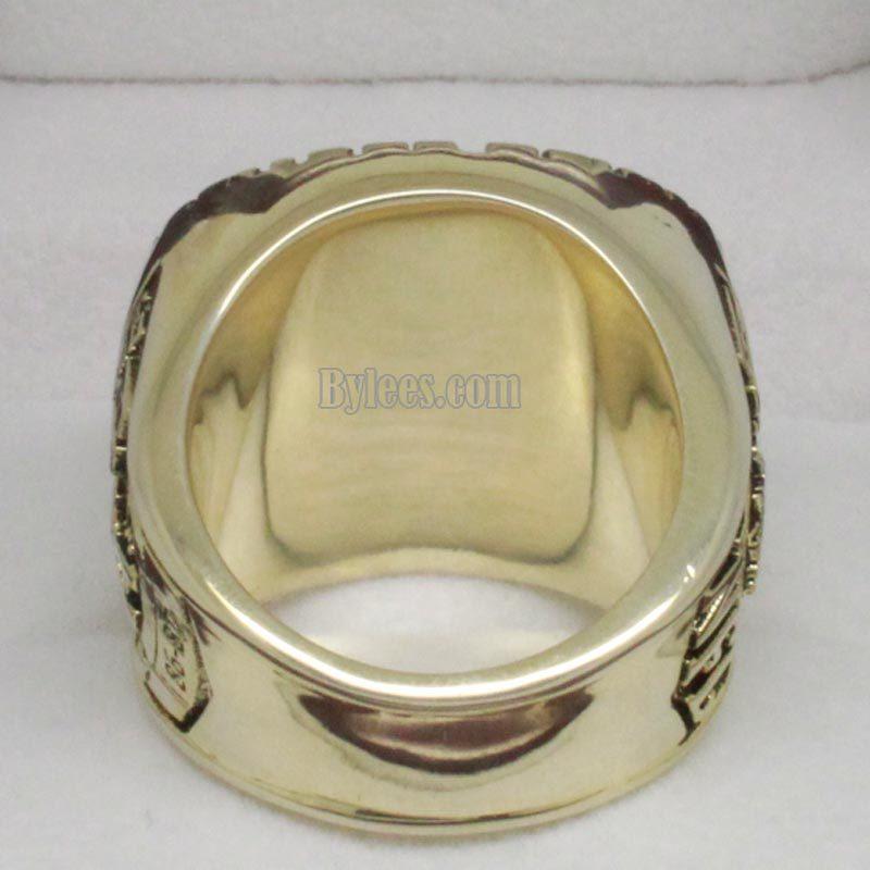 Denver Broncos American Football Championship Ring 1987