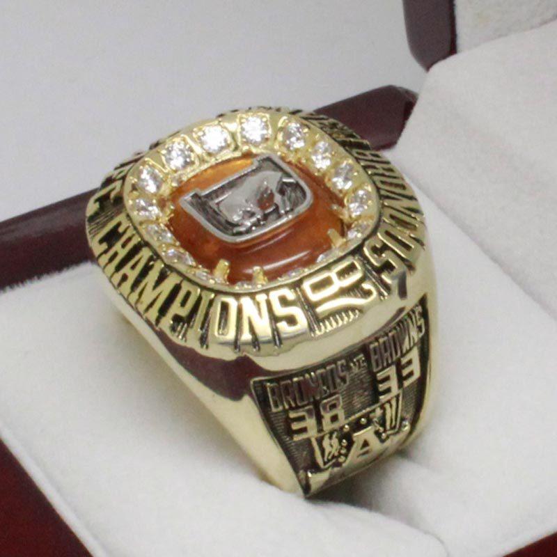 Denver Broncos 1987 afc Championship Ring
