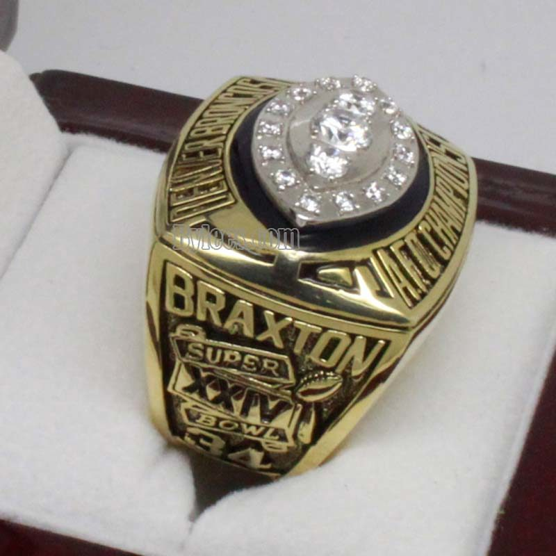Denver Broncos afc Championship Ring 1989