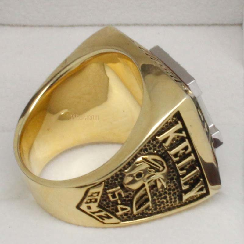 Buffalo Bills 1991 Championship Ring