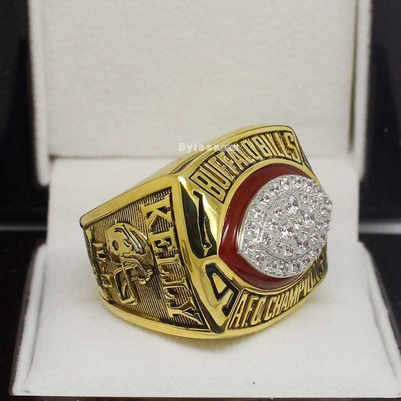 Buffalo Bills Championship Ring 1992