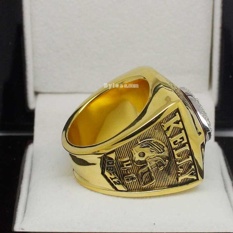 Buffalo Bills 1992 Championship Ring