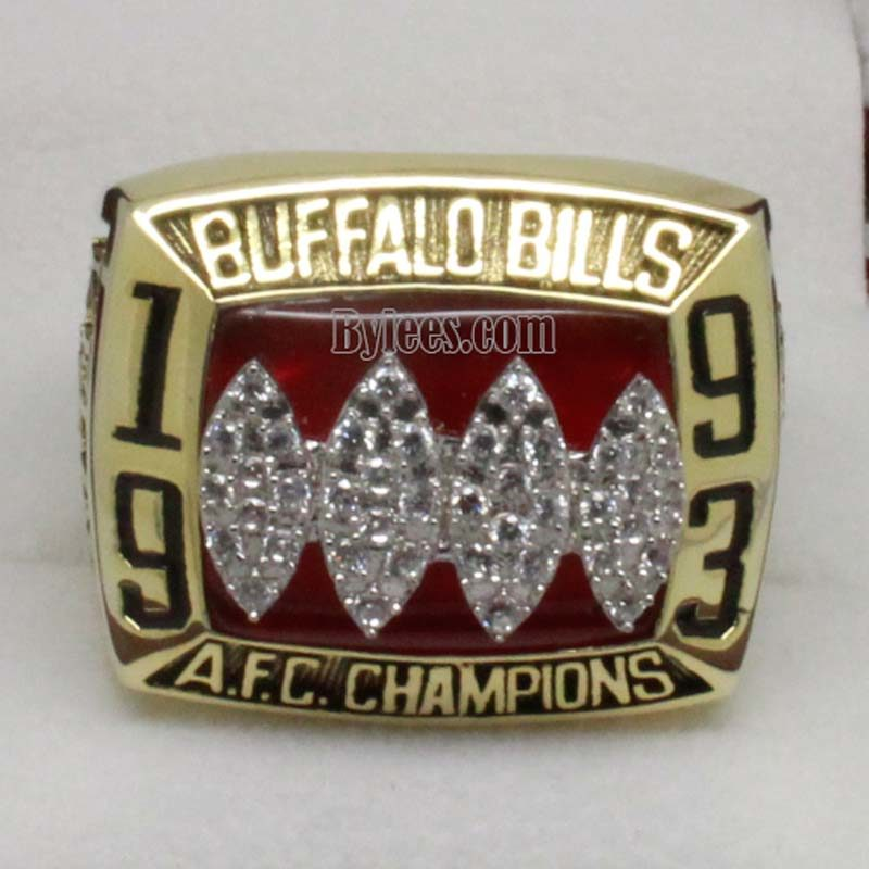 1993 NFC Championship Ring