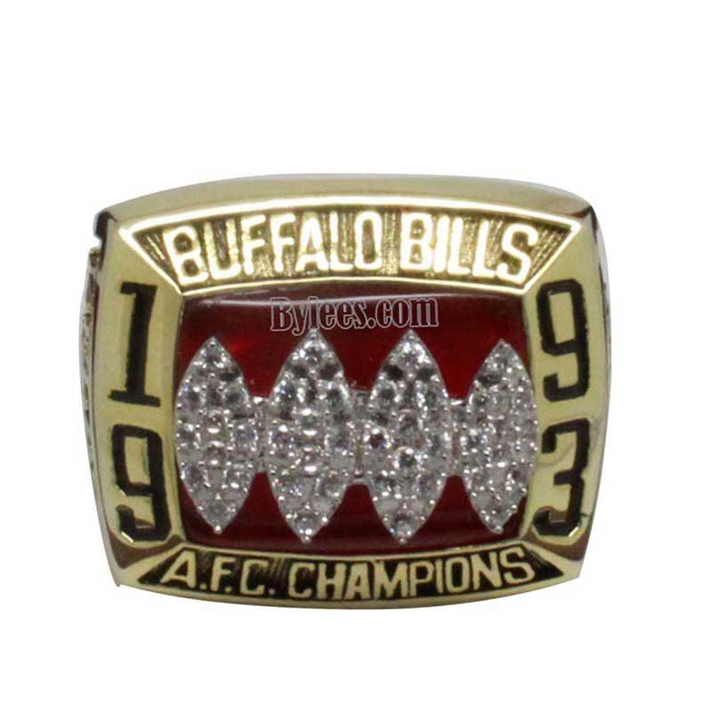 Buffalo Bills 1993 Championship Ring