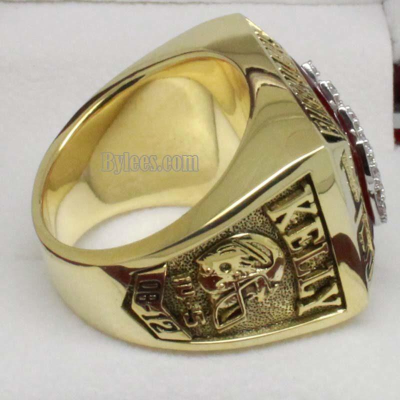 1993 Buffalo Bills AFC Championship Ring