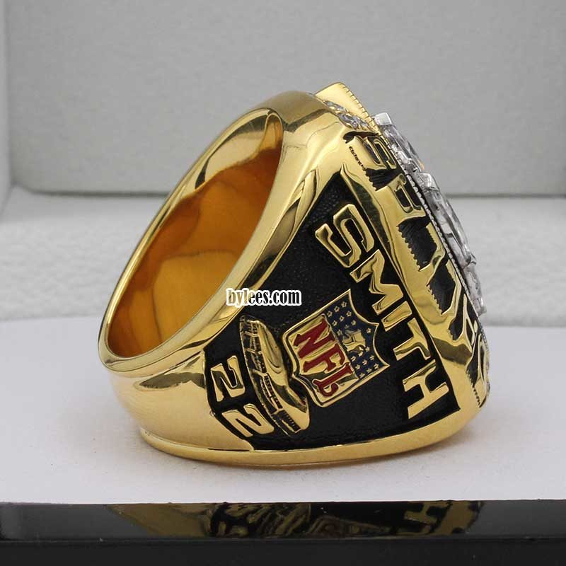 gold dallas cowboys ring