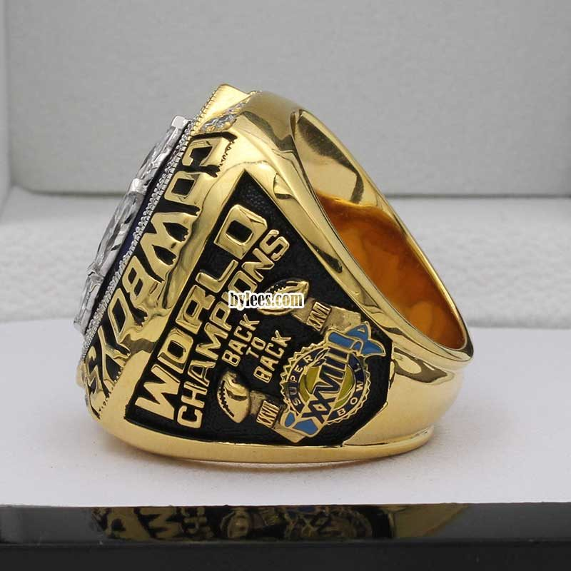 troy aikman rings(this is his 2nd super bowl champions)