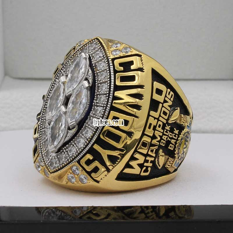 1993 cowboys super bowl ring