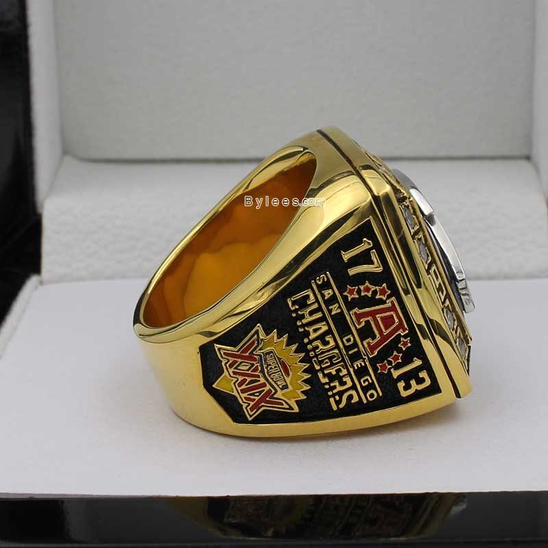 1994 San Diego Chargers National Football championship ring