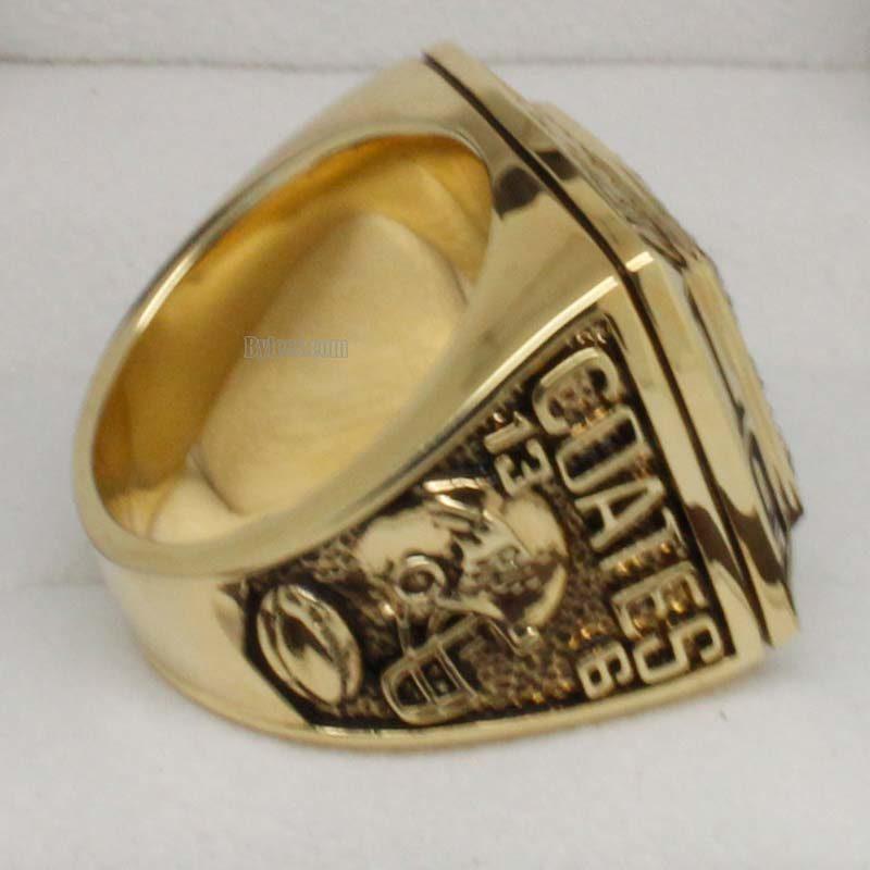 1996 Patriots Championship Ring