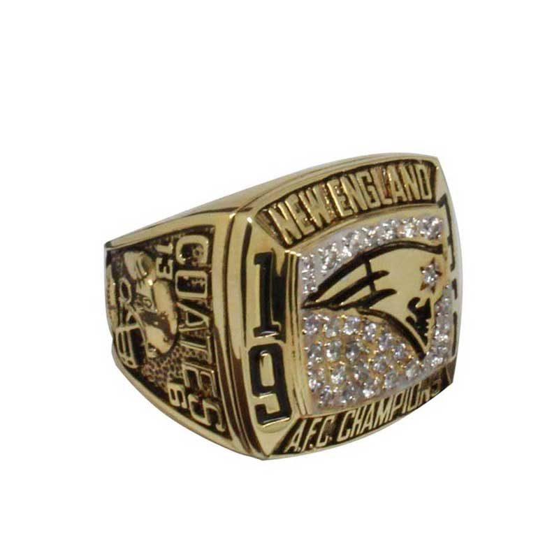 Patriots 1996 AFC championship ring