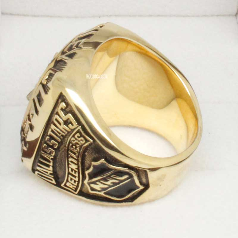 1999 Dallas Stars Stanley Cup Championship Ring Best