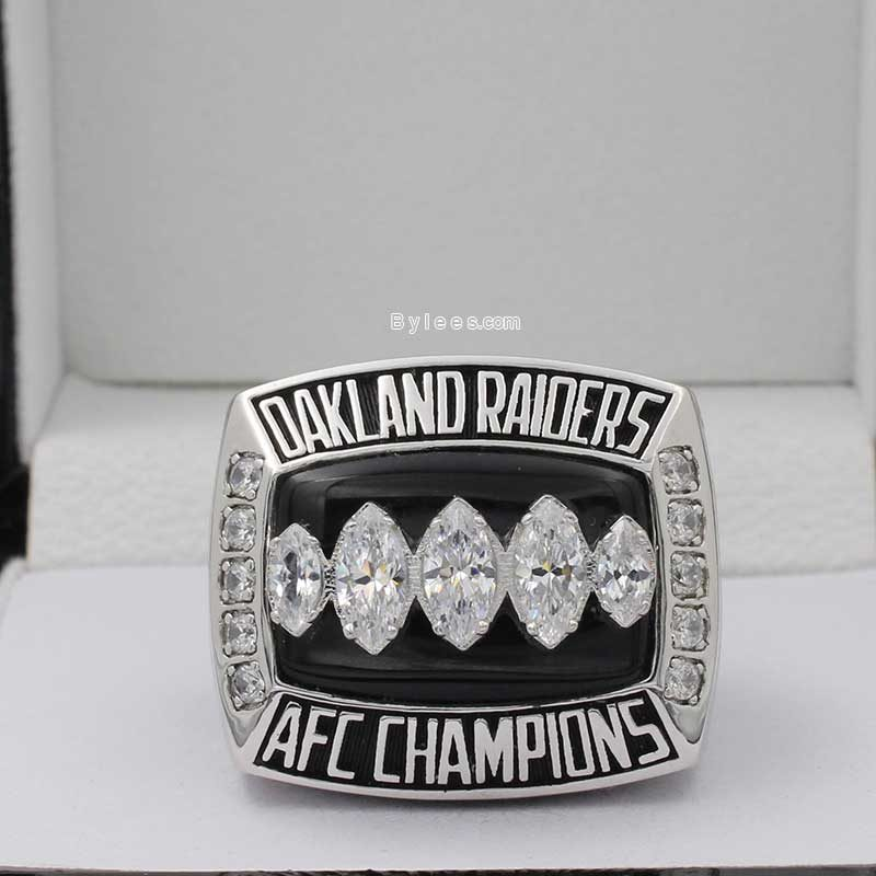 raiders 2002 championship ring