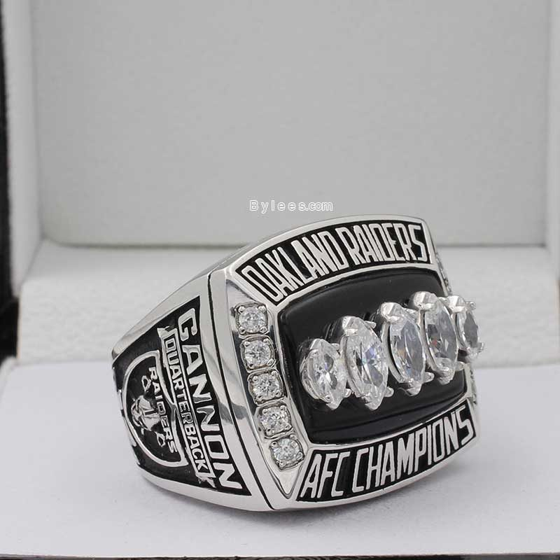 2002 raiders ring