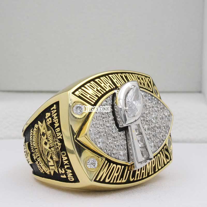 2002 bucs super bowl Ring