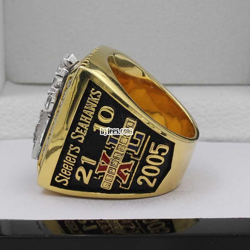pittsburgh steelers rings 2005