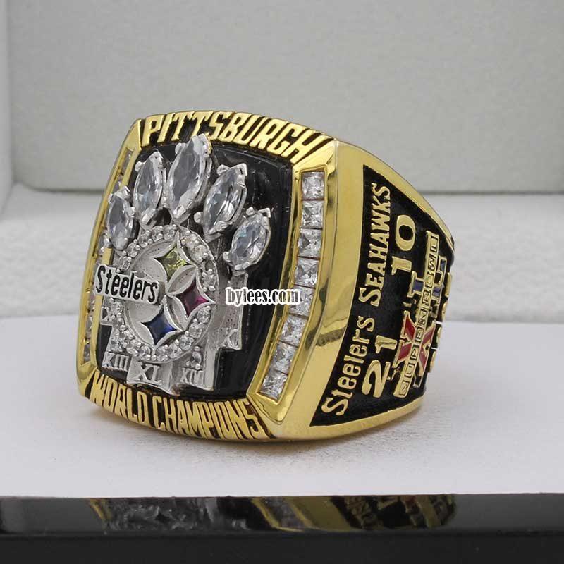 ben roethlisberger super bowl rings 2005