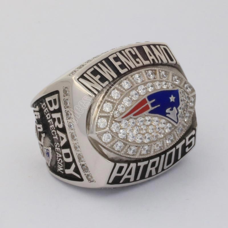 2007 AFC CHAMPIONSHIP RING
