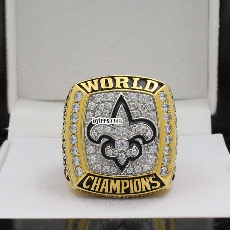 Saints Ring ( 2009 Super Bowl XLIV Champions)
