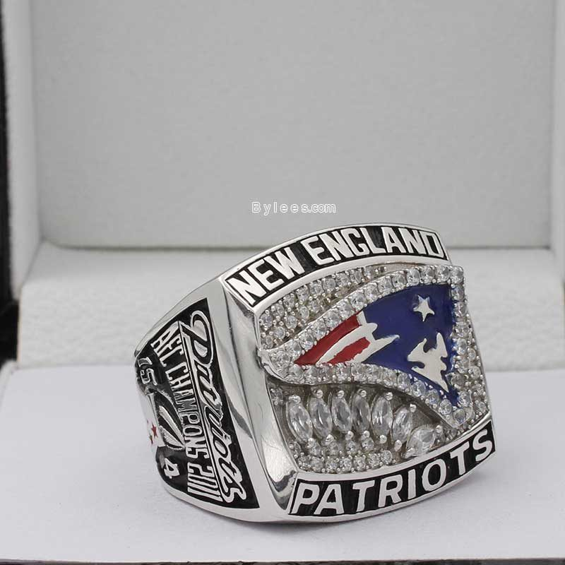 2011 Patriots Championship Ring
