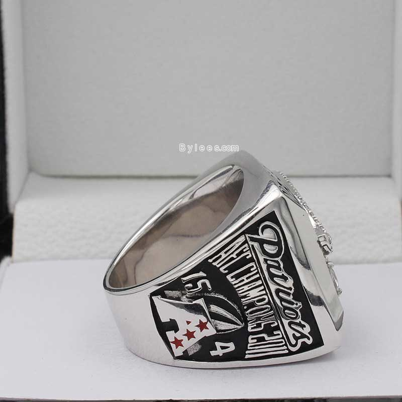 New England Patriots 2011 Championship Ring