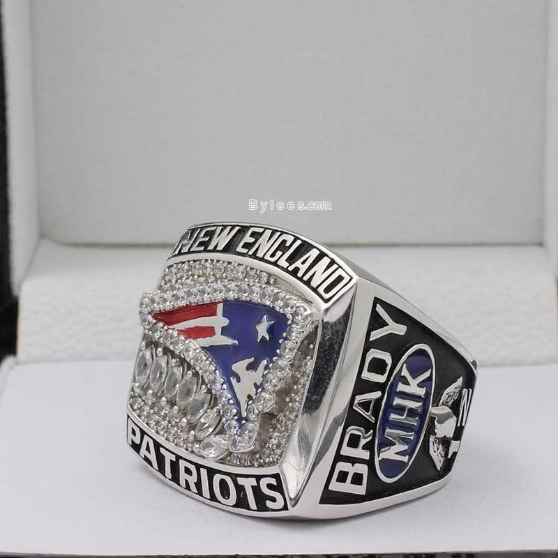 New England Patriots 2011 AFC Championship Ring