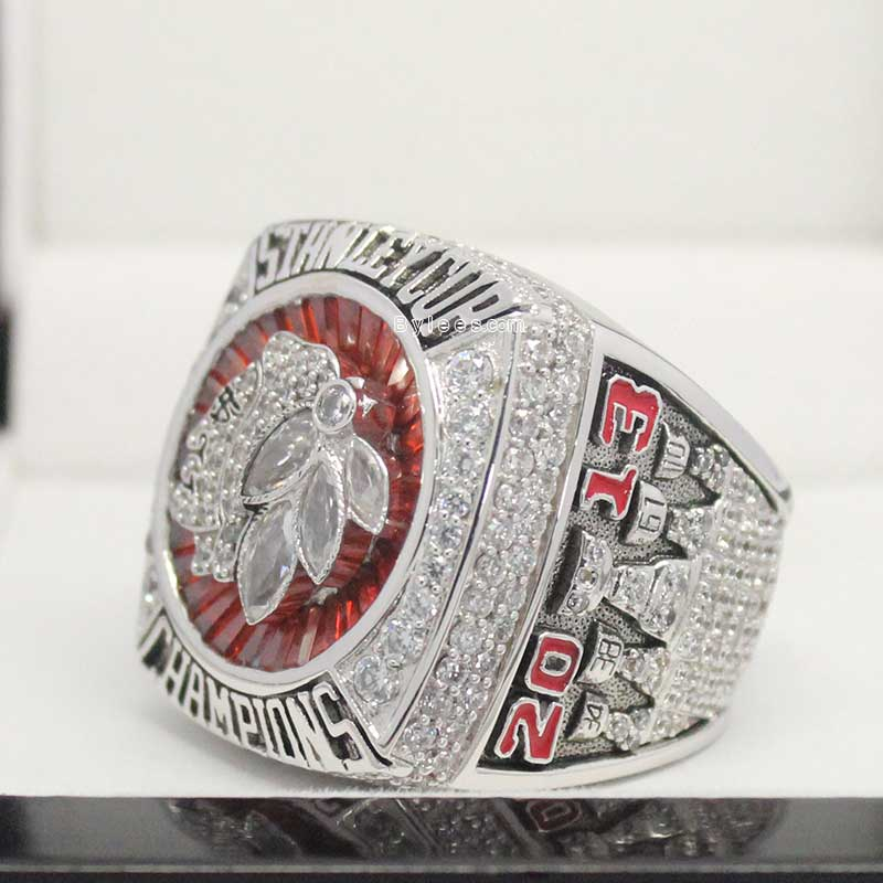 2013 Chicago Blackhawks Stanley Cup Championship Ring