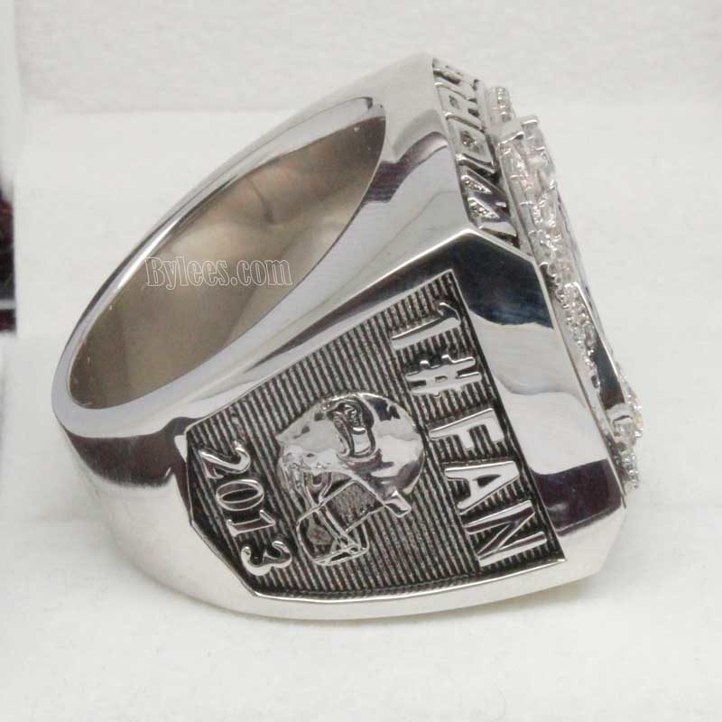 2013 Seattle Seahawks Fan Super bowl Ring