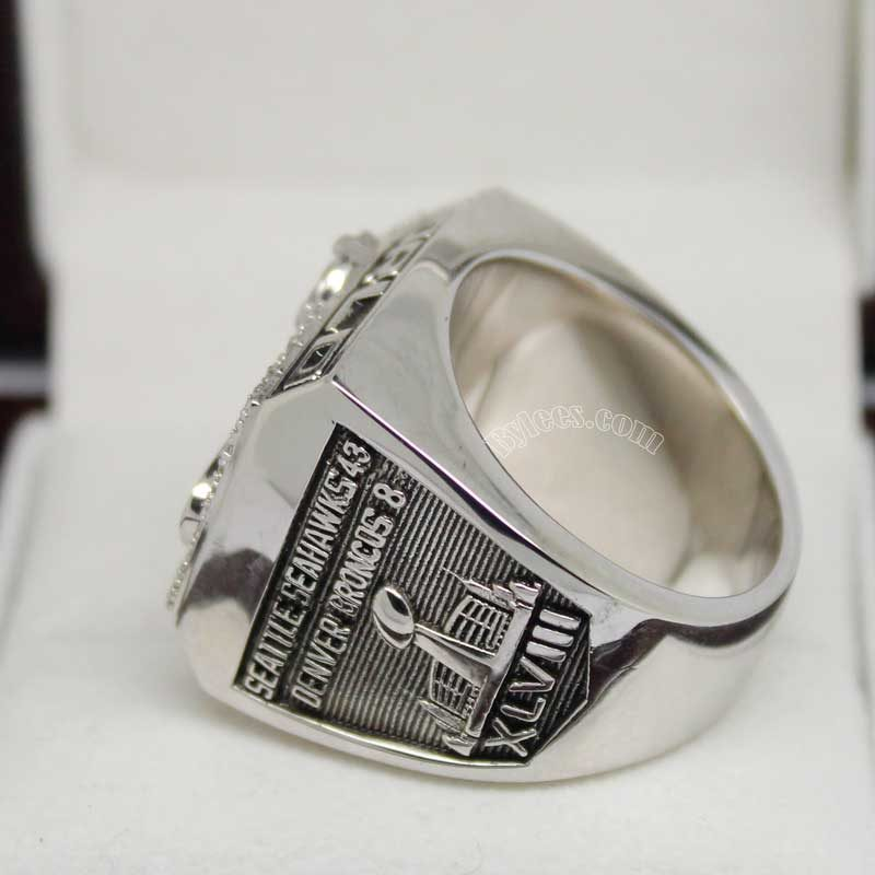 Seattle Seahawks 2013 Fan Championship Ring